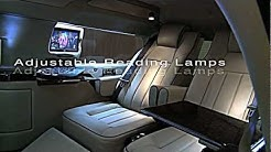 CEO SUV Mobile Office Productivity Vehicle WWW.BIG-LIMOS.COM 714-330-6705