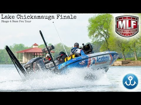 Lake Chickamauga Finale Bass Pro Tour Major League Fishing