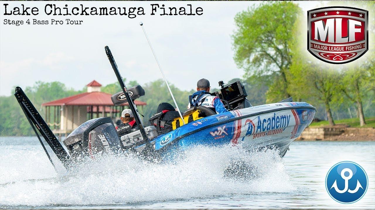Lake Chickamauga Finale Bass Pro Tour Major League Fishing ...