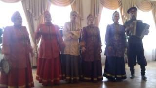 Казацкие песни в Старочеркасске