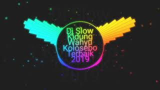 Gambar cover DJ Kidung Wahyu Kolosebo - Full Bass Terbaik 2019