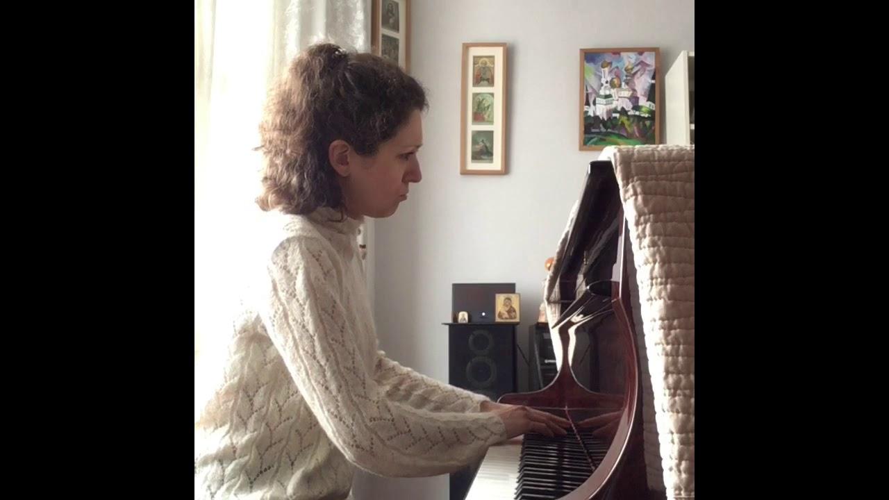 Lockdown Pianist Alphabet: C