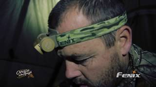 Fenix® Lighting Hunting Video with Canada in the Rough
