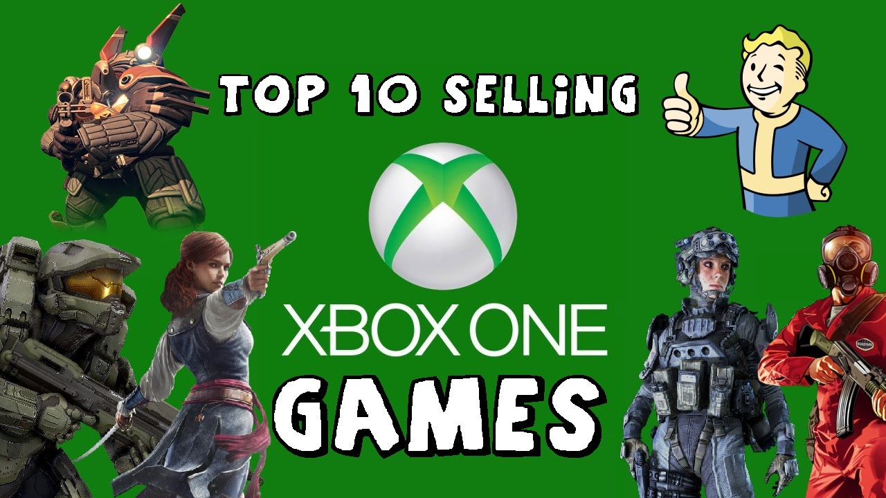 2016's Best-Selling Games in the US Revealed - GameSpot