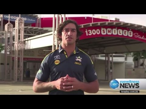Johnathan Thurston on why Townsville needs a new stadium