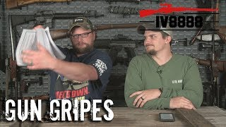 Gun Gripes #149: Trump Turns, Gun Control, RINOS, & More!!!