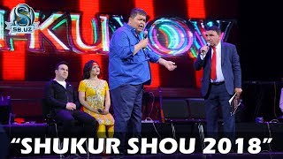 Shukur Shou 2018 Foto Va Videoreportaj