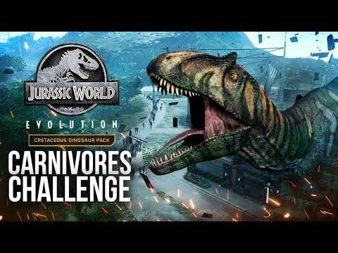 THERE'S A STORM COMING! CHALLENGE END | Isle Pena Challenge Achievement (Jurassic World: Evolution)