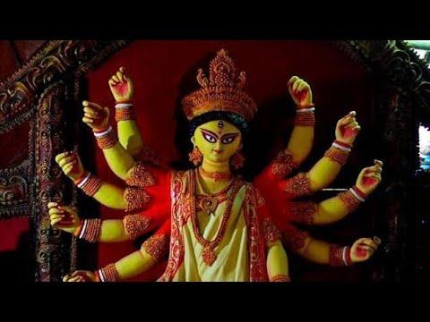Durga puja in Bilaspur - (Chhattisgarh) = 2016