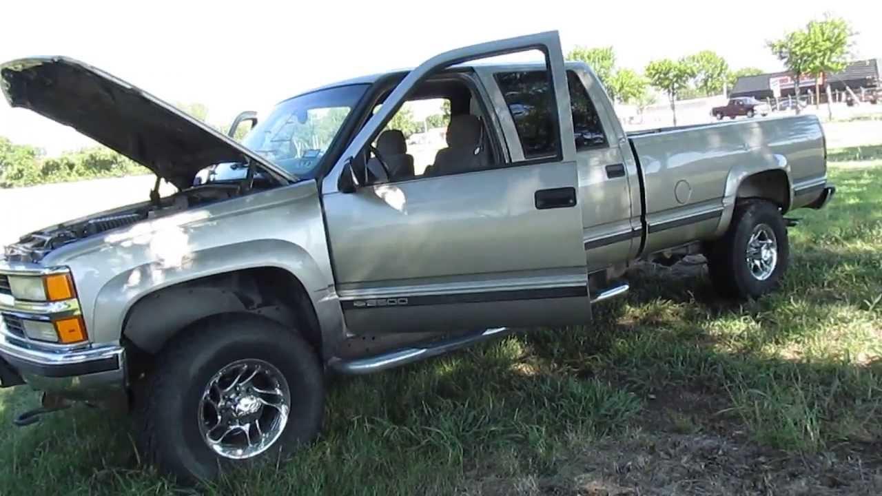 chevy quad cab 1 Ton, 4x4, 7.4 liter, runs good, for sale ...