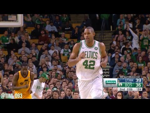 Al Horford Highlights vs Utah Jazz (21 pts, 6 reb, 7 ast)