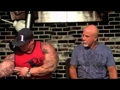 Rich Piana on Synthol