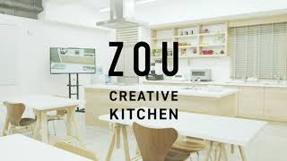 ZOU CREATIVE KITCHENの紹介