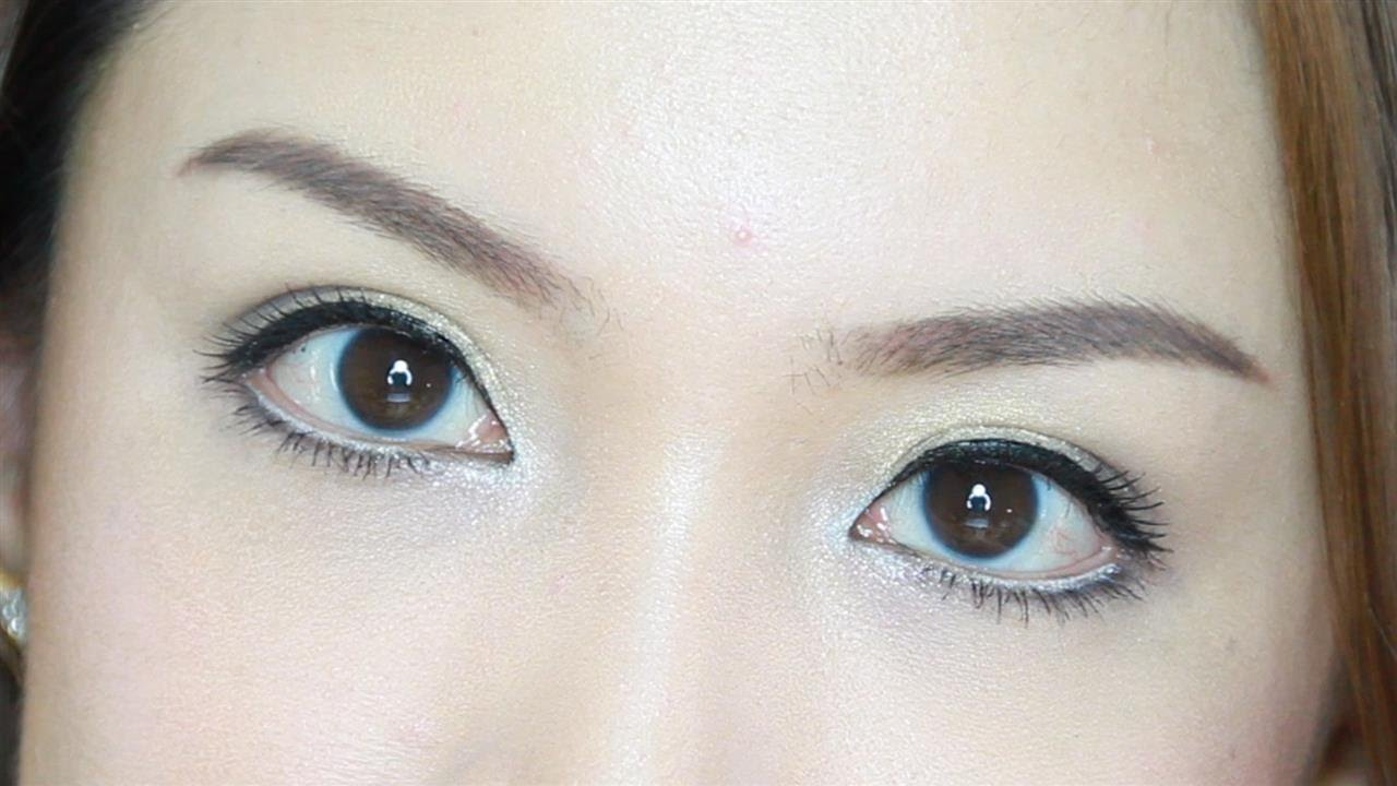 Big Eyes Makeup Maybelline X Jasmine Tam Youtube