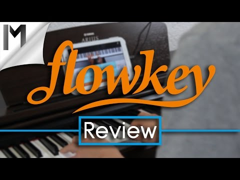FLOWKEY - Piano Tutorial App - [Review]