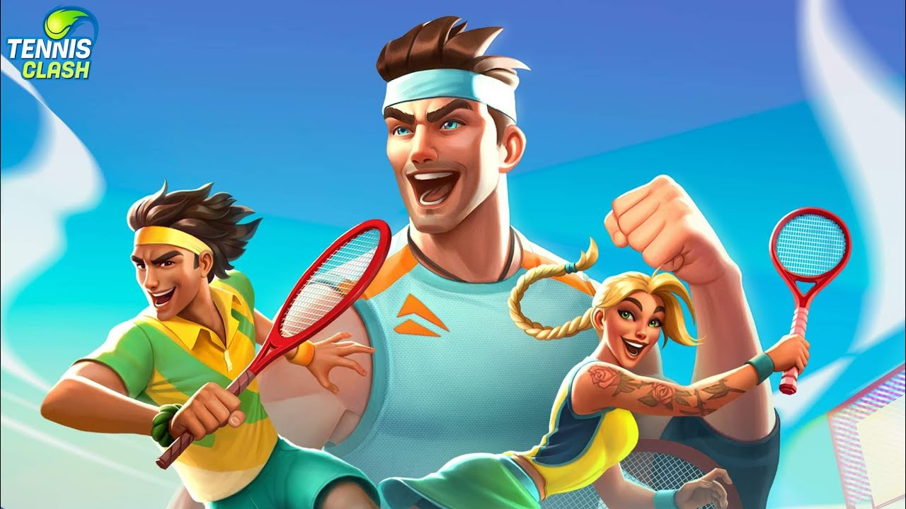 Tennis Clash Fun Sports Games By Wildlife Studios Ios Gameplay Video Hd Youtube
