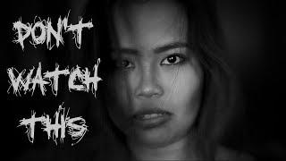 DON'T WATCH THIS / Baninay Bautista / Improvised Horror Film / Youtube Pop-Up Space Manila