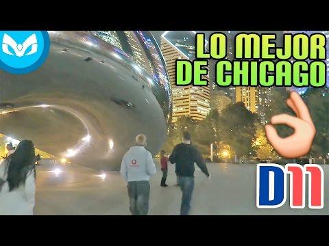 CONOCE LO MEJOR DE CHICAGO - MI PAPA Dia 11