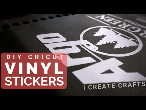 How to Make Custom Stickers, Decals & Signs With a Cricut