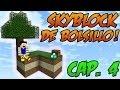 GENERADOR DOBLE! - SkyBlock de Bolsillo | Cap. 4