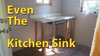 Baixar Off Grid Cabin Build - Even the Kitchen Sink
