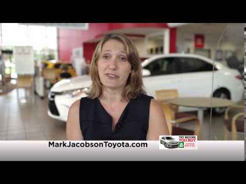 Yestimonial - What Real People Are Saying About Mark Jacobson Toyota