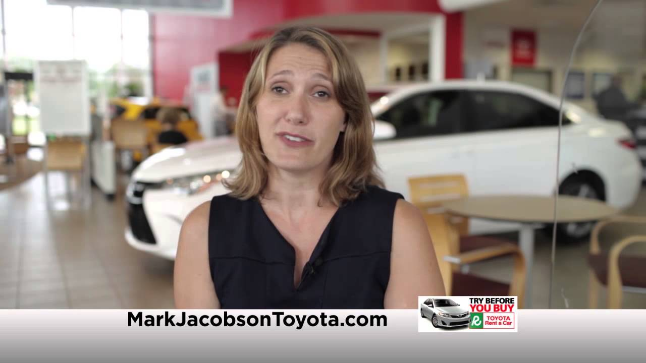 Yestimonial   What Real People Are Saying About Mark Jacobson Toyota