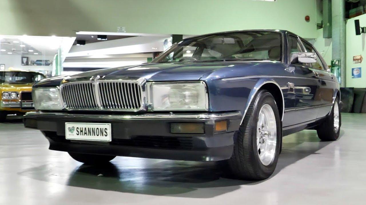 1989 Jaguar XJ6 4.0 (XJ40) Saloon - 2020 Shannons Winter Timed Online Auction