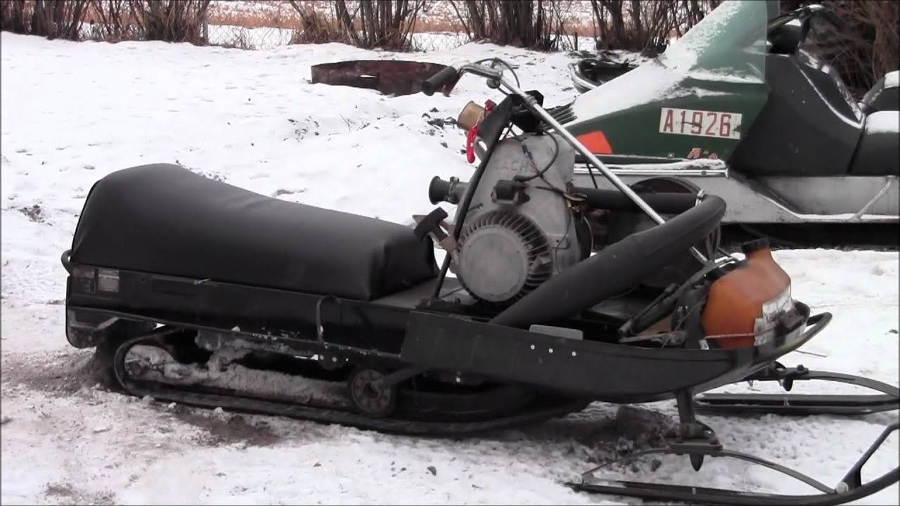 how to get your skidoo working