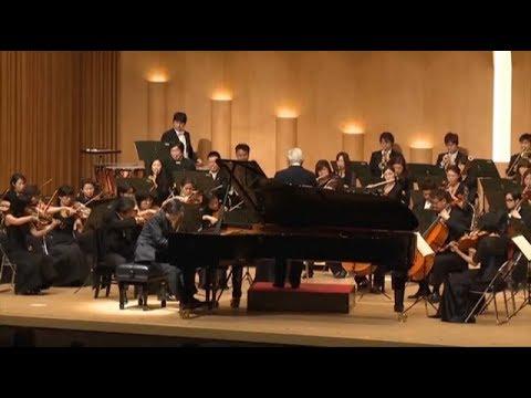 Rachmaninoff:Piano Concerto No.2/Yoshihiro KONDO[live 2001]