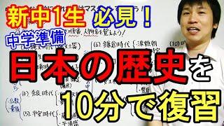 たけのこ塾のホームページでも、「日本の歴史の復習ポイント」について...