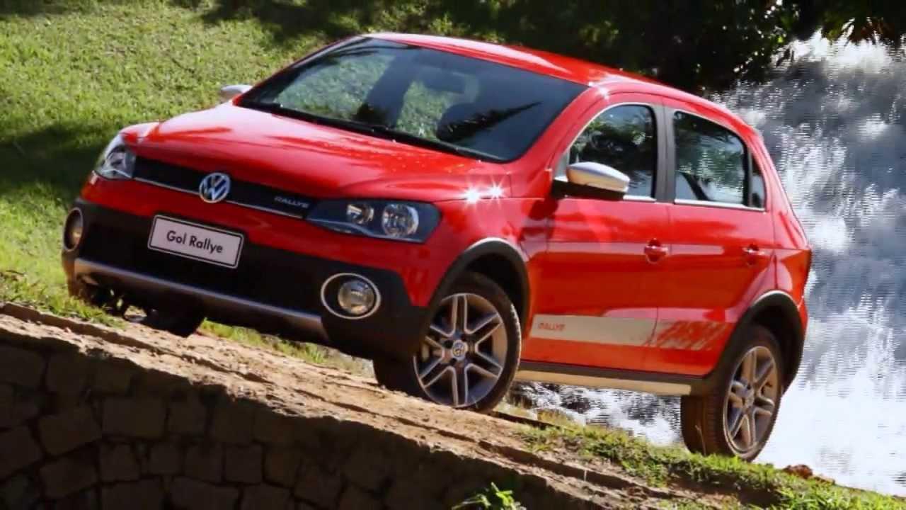 Volkswagen Gol 2014 - Versões Rallye e Track - YouTube