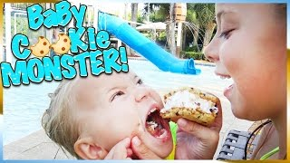 we catch her red handed who is the cookie thief smelly belly tv vlogs