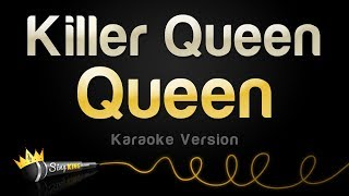 Queen - Killer Queen (Karaoke Version)