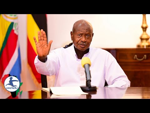 Uganda President Scathing Speech Calling All Africans a Disgrace for Depending on the West