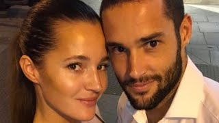 Malena Costa y Mario Suárez, velada romántica