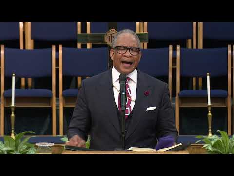 """Bishop Wooden Preaches // """"I Will Restore"""""""