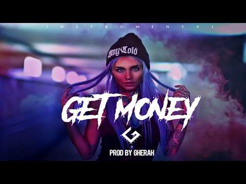 Trap Beat GET MONEY Instrumental  ( Prod By Gherah )