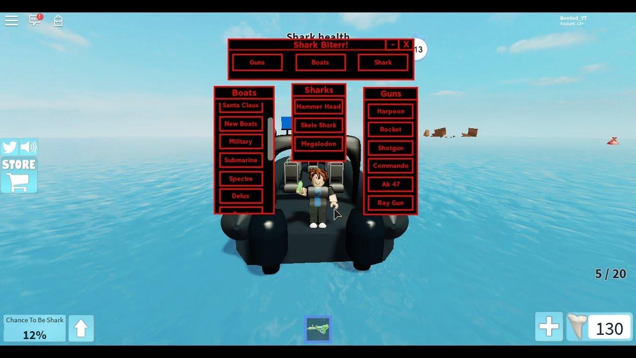 New Op Hack Script Titanic Sharkbite Roblox Free 2019 Youtube
