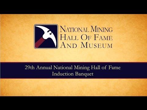 Women's Mining Coalition Prazen Living Legend of Mining Award