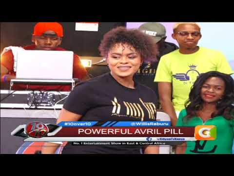10 OVER 10 | One on one with Avril