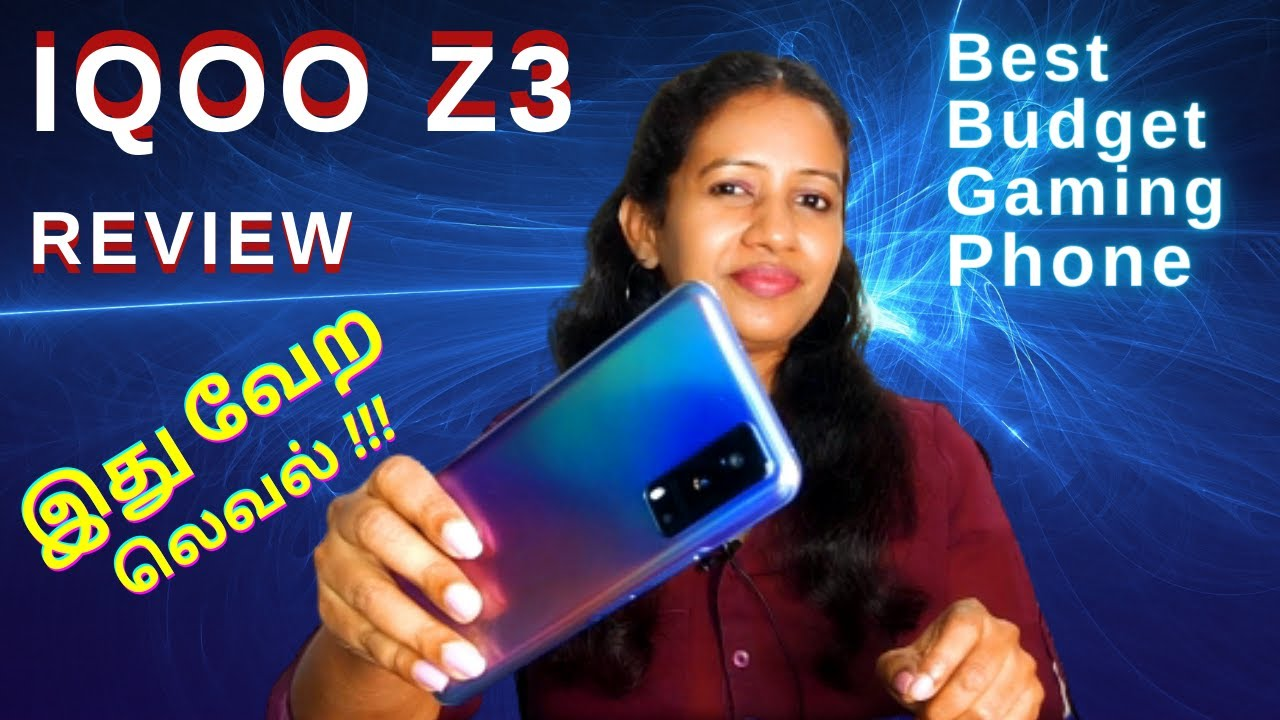 iQOO Z3 Full Review After 1 Month Usage in Tamil | Best Gaming Phone under 20000 🔥🔥