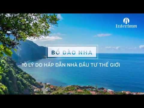 Bồ Đào Nha và 10 lý do hấp dẫn nhà đầu tư thế giới | interimm.vn