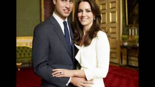 2011 Royal Wedding Montage featuring new MP3 single