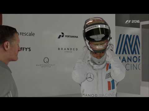 Formula 1 2016 : Gp da Europa #12