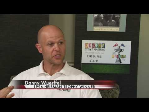 Danny Wuerffel and D.J. Shockley Talk About Desire Cup 2016