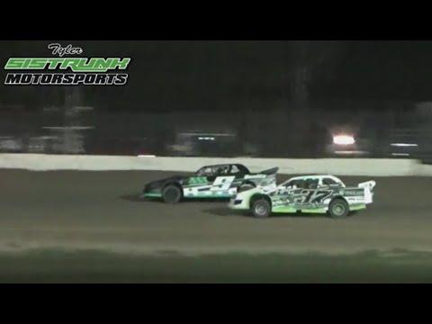 """FALL FLING"" heat race WIN at North Florida Speedway - Hobby Stock - Tyler Sistrunk Motorsports"