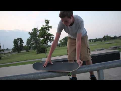 How To BS Feeble with Samuel Koops