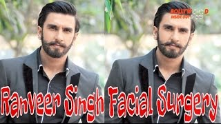 Did Ranveer Singh undergo a minor surgery on his face? Here's the truth! | Bollywood Inside Out