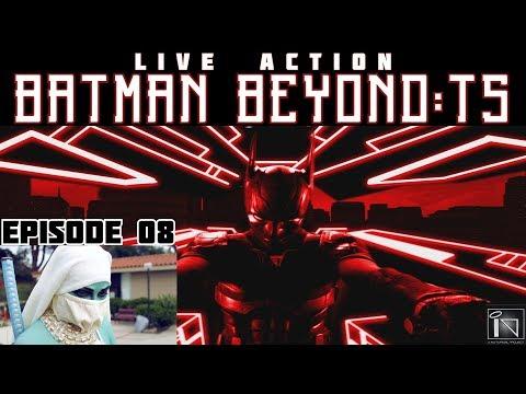 "BATMAN BEYOND:TS - 8/8 ""BEYOND THE EAST WIND"""